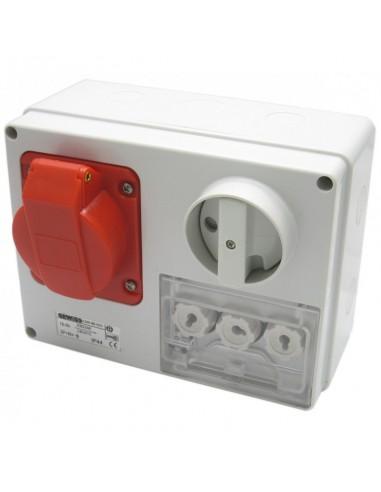 Gewiss GW66031 interlock switch
