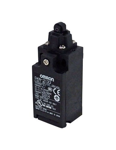 Omron D4N-2132 Safety Limit Switch