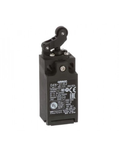 Omron D4N-2162 Safety Limit Switch