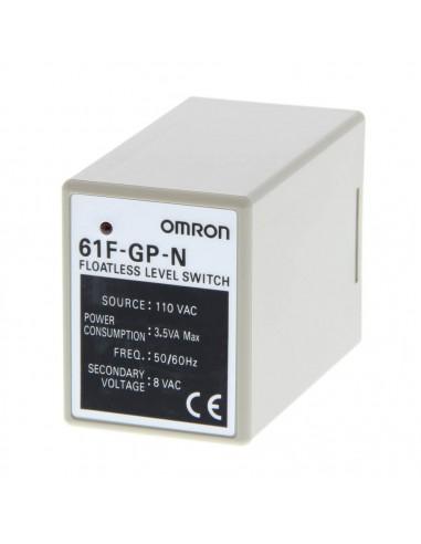 Omron 61F-GP-N Floatless Level Switch