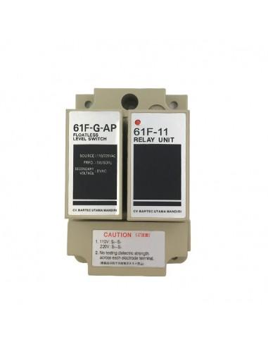 Omron 61F-G-AP AC110/220 Floatless...