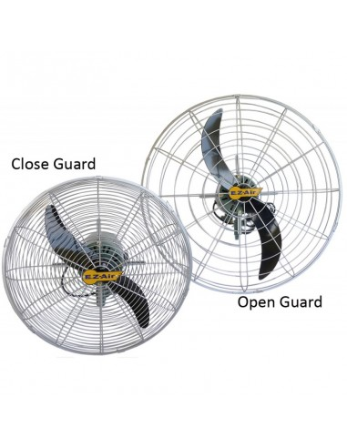 Ez-Air SP3/SW3 Industrial Stand/Wall Fan
