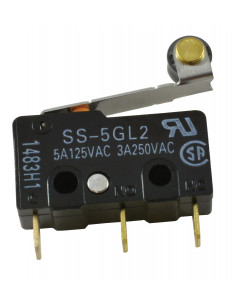 Omron SS-5GL2 Subminiature...