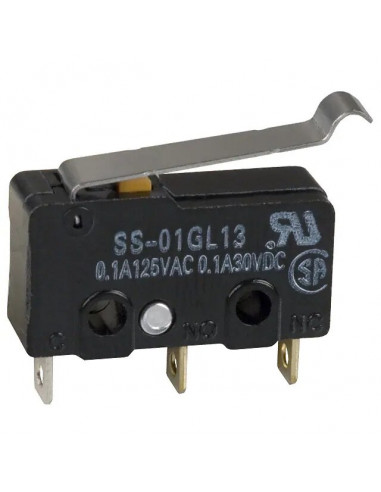 Omron SS-01GL13 Subminiature Basic...