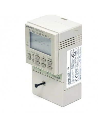 Omron H5F-FB Digital Daily Time Switch
