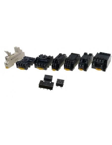 Relay sockets