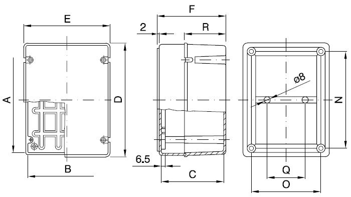 44CE deep lid2 dimensions