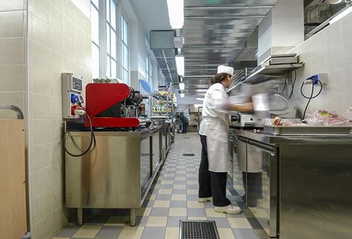 Smart 3 in kitchen